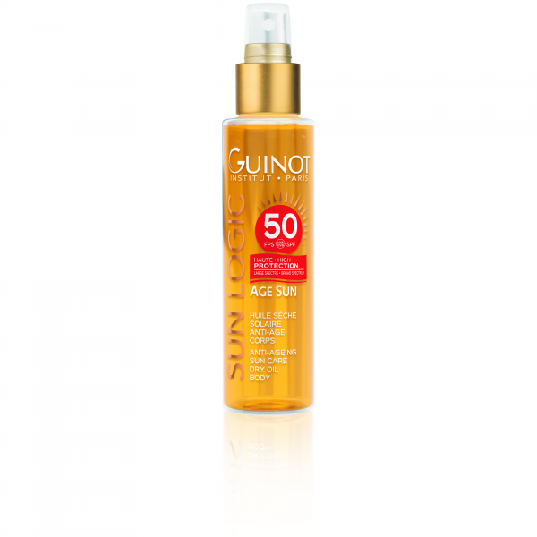Guinot Age Sun Huile SPF50 Corps