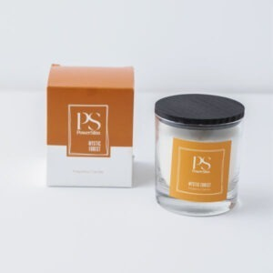 PowerSlim Mystic forest fragrance candle afbeelding