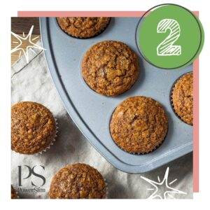 2 december speculaas muffins